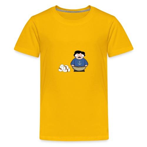 Pablito. - Camiseta premium adolescente
