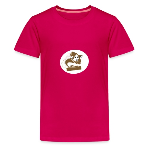 Droove logo - Teenager Premium T-shirt