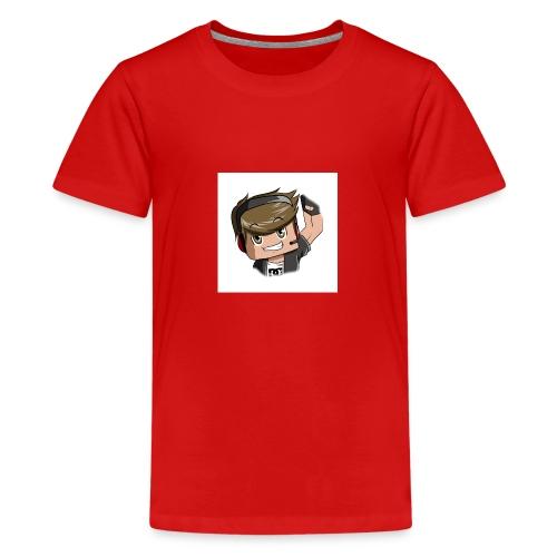 KIDGAME TV - Teenager Premium T-Shirt