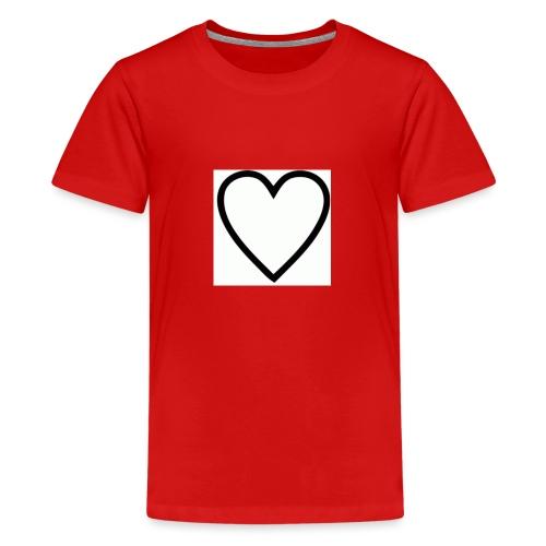 1D508187 8EE8 41AB 9C50 FBFB1B5C2B28 - Teenage Premium T-Shirt
