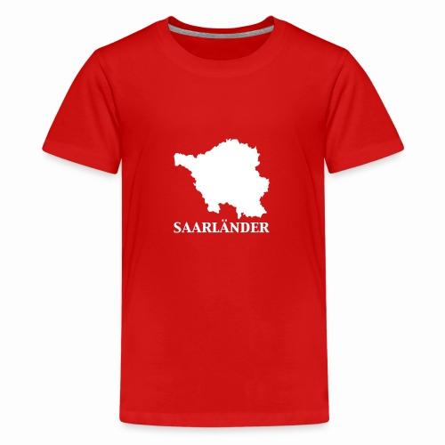 Saarländer T-Shirt - Teenager Premium T-Shirt