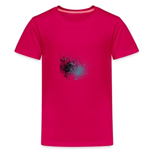 färger - Premium-T-shirt tonåring