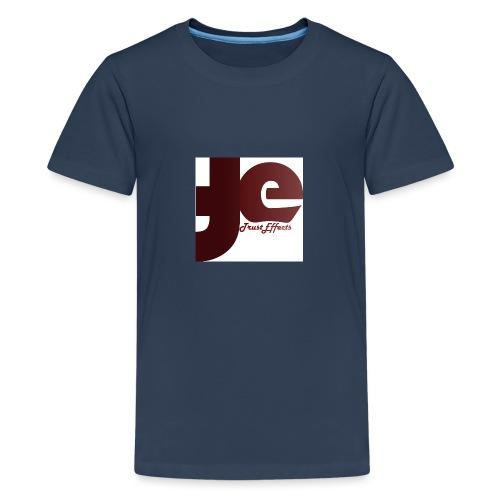 company logo - Teenage Premium T-Shirt