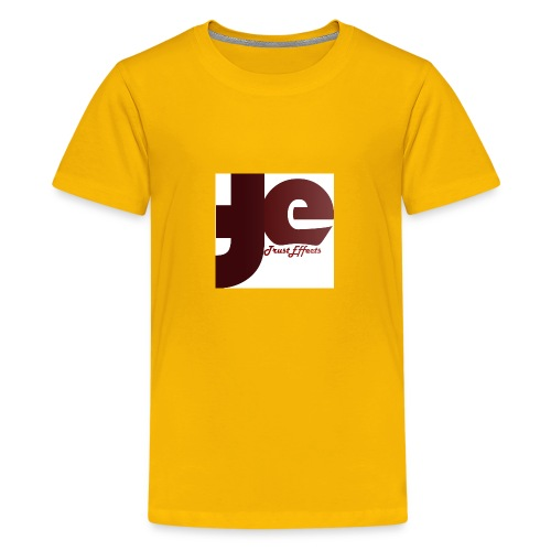 company logo - Teenage Premium T-Shirt