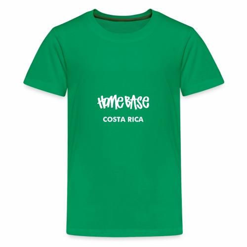 WORLDCUP Costa Rica - Teenager Premium T-Shirt