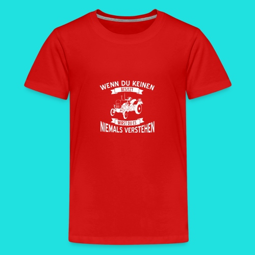 Steyr KL2 - Teenager Premium T-Shirt