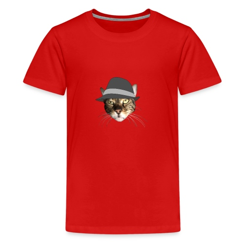 george hat - Teenage Premium T-Shirt