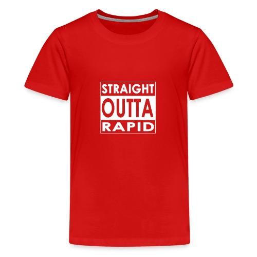 Outta vui rapid - Teenager Premium T-Shirt
