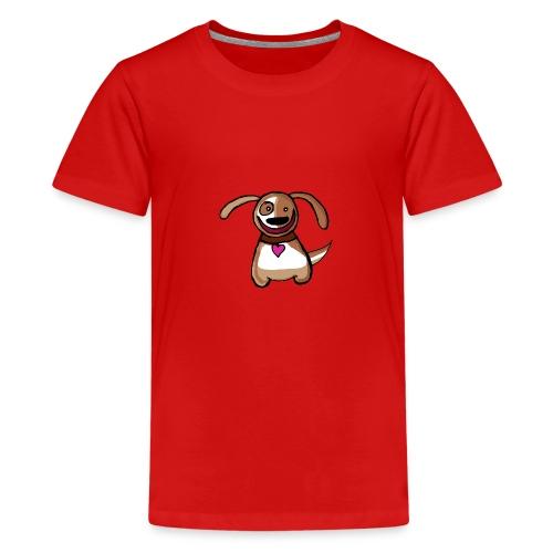 Titou le chien - T-shirt Premium Ado