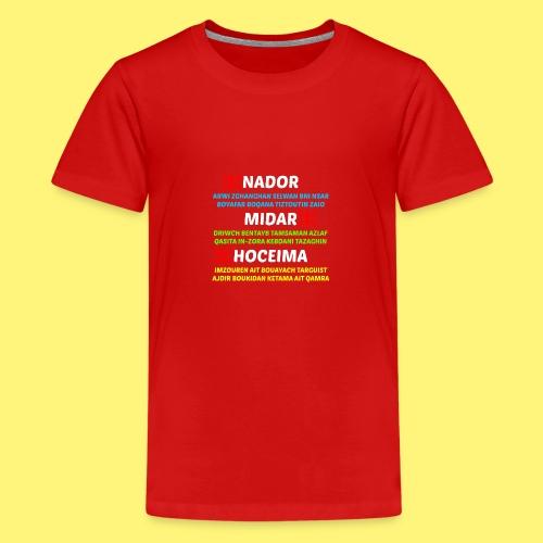 Rif - T-shirt Premium Ado