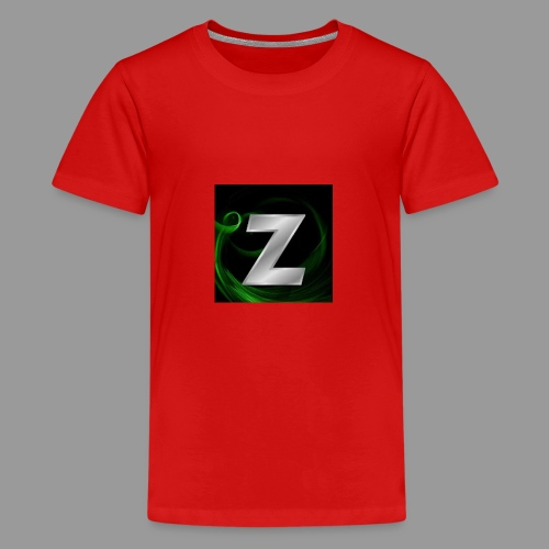 zidax - Teenage Premium T-Shirt