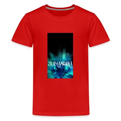 JUSYARMY PULLOVER - Teenager Premium T-Shirt