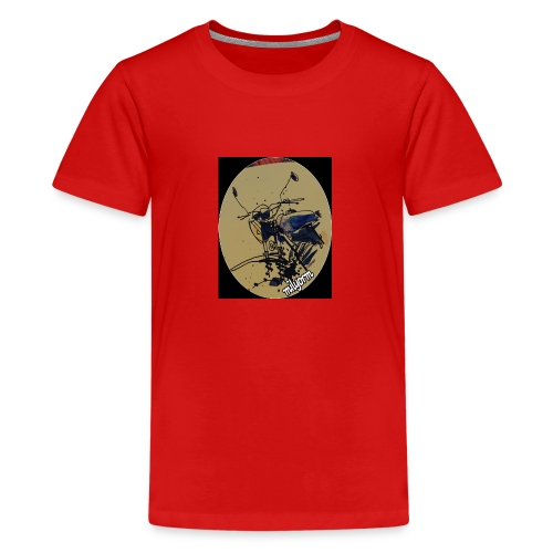 Milyorm calimatic - Camiseta premium adolescente