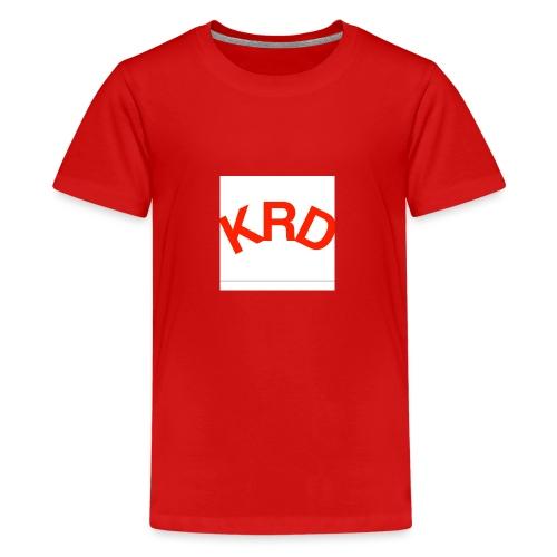 KRD - T-shirt Premium Ado