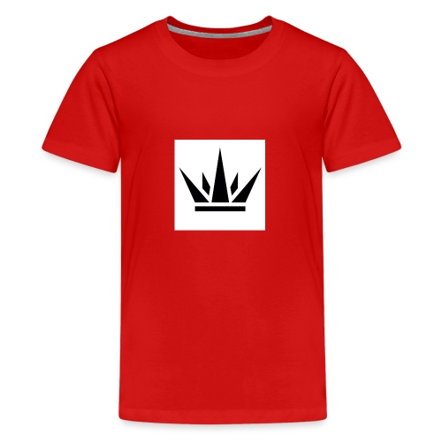 King T-Shirt 2017 - Teenage Premium T-Shirt