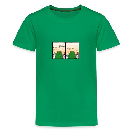 billard - T-shirt Premium Ado