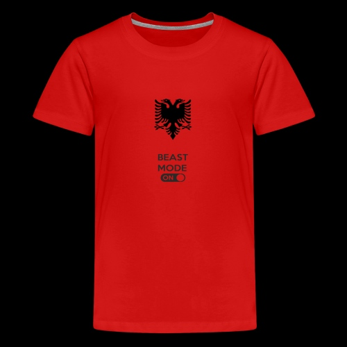 ALBANIA - Teenager Premium T-Shirt
