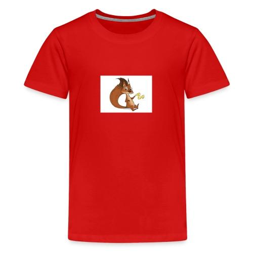 A0690FF3 9606 4EAC B20B 8E365CEB7E03 - Teenager Premium T-Shirt