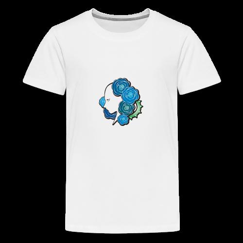 Rosa - T-shirt Premium Ado