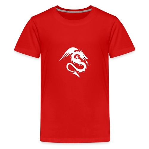 Dragon AR - Camiseta premium adolescente