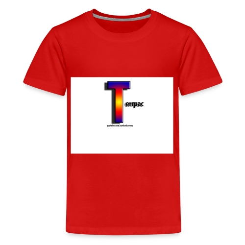 Terrpac T - Teenage Premium T-Shirt