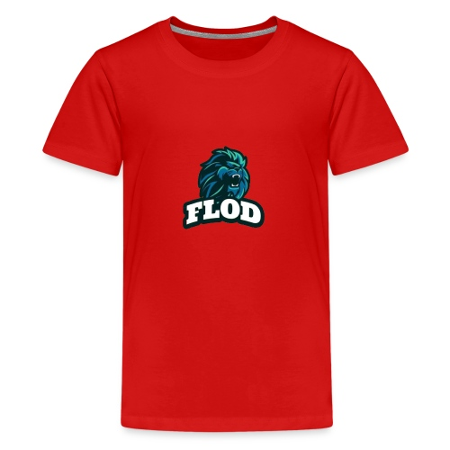 Mijn FloD logo - Teenager Premium T-shirt