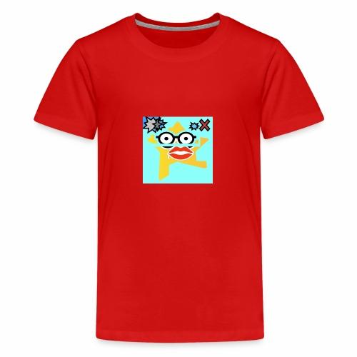 Star bomb - Teenager Premium T-Shirt