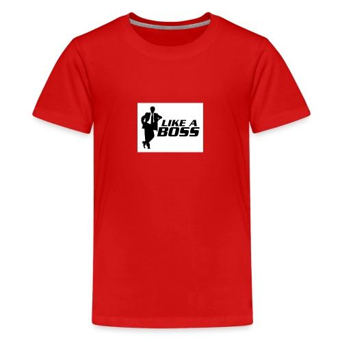 BOSS - Teenage Premium T-Shirt