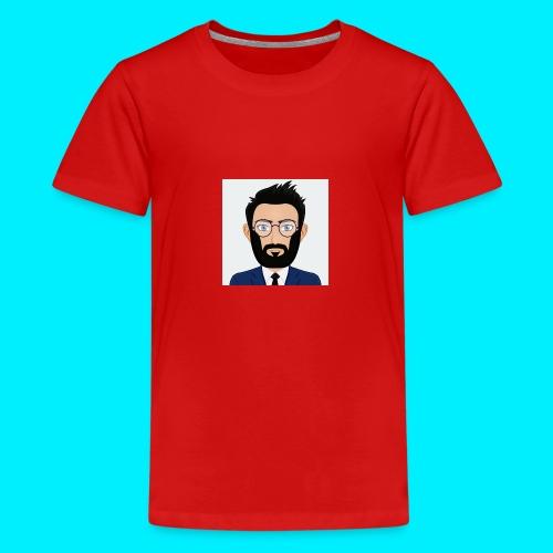 Daboy Cartoony - Teenager Premium T-shirt