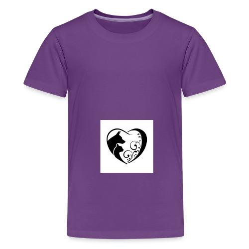 Fotolia 101343892 S jpg - Teenager Premium T-Shirt