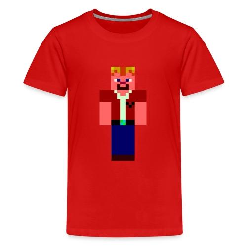 Hermandelul 4 png - Teenager Premium T-shirt