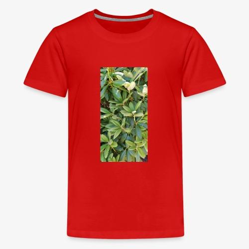 Nature - Teinien premium t-paita