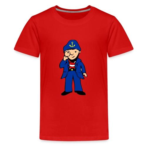 Lupilus Figur bunt - Teenager Premium T-Shirt