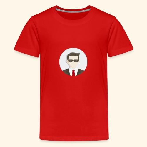 Mrlearsi - Camiseta premium adolescente