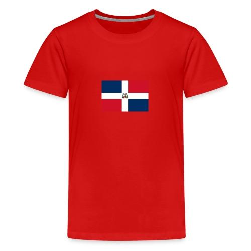 republique dominicaine - T-shirt Premium Ado