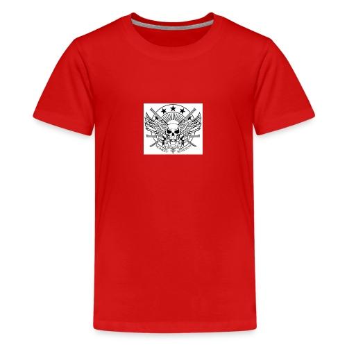 Toten Kopf - Teenager Premium T-Shirt