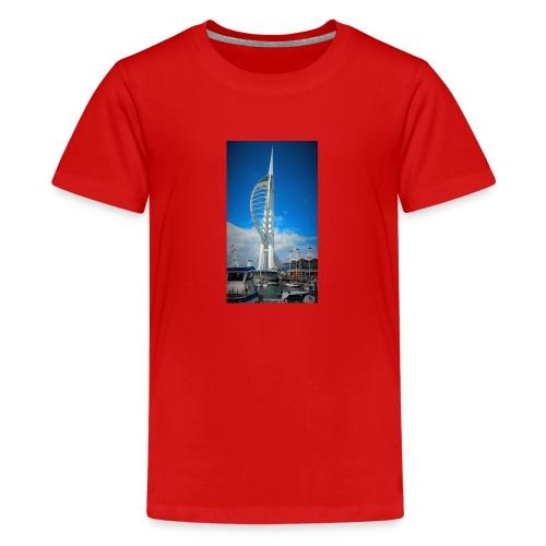 The Tower - Teenage Premium T-Shirt