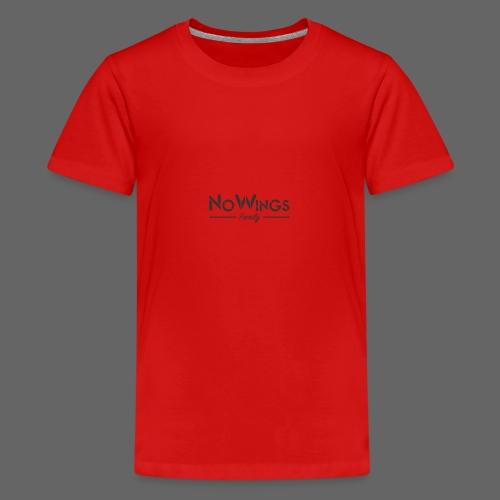 NoWings_Fam - Teenager Premium T-Shirt