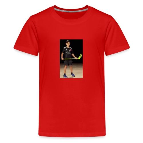 Irman??? - Premium-T-shirt tonåring
