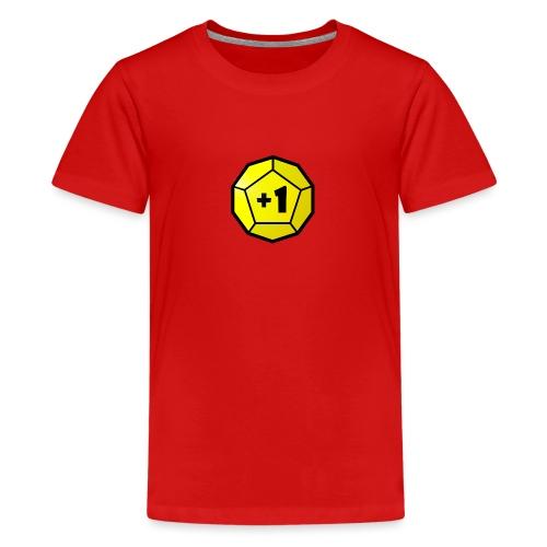 One More Game - Teenager Premium T-Shirt