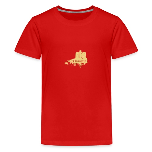Legend_-_Trim_Castle - Teenage Premium T-Shirt