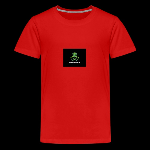 The Extraterrestrial. - Teenage Premium T-Shirt
