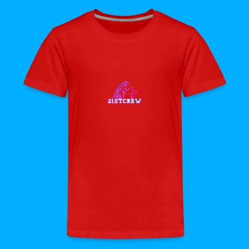 21stCrew - Teenage Premium T-Shirt
