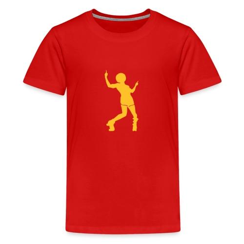 Roller disco - T-shirt Premium Ado