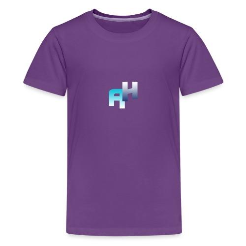 Logo-1 - Maglietta Premium per ragazzi
