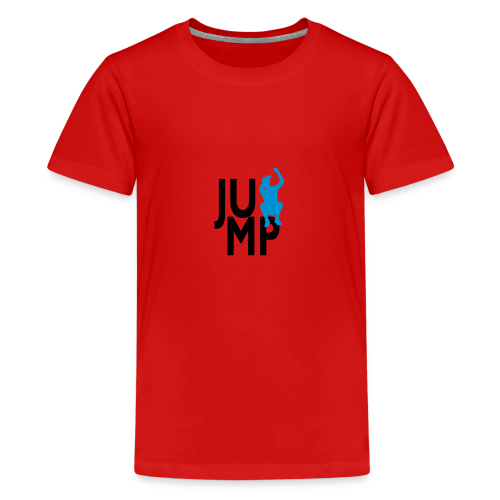 JUMP - Teenager Premium T-Shirt
