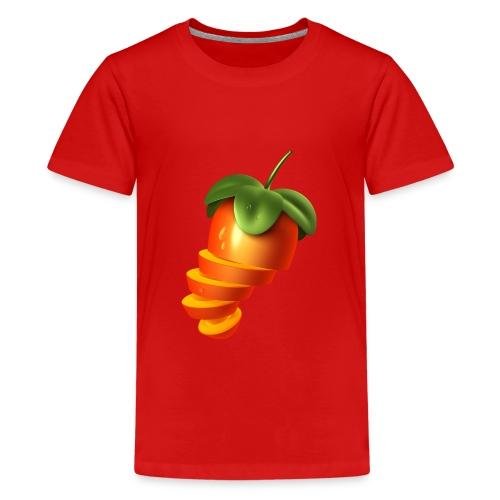 Sliced Sweaty Fruit - Teenage Premium T-Shirt