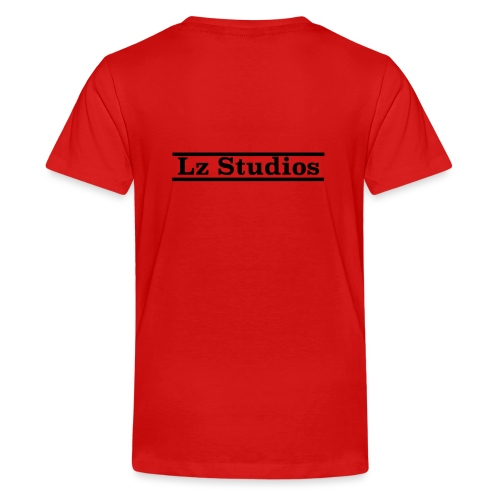 Lz Studios Design Nr.2 - Teenager Premium T-Shirt