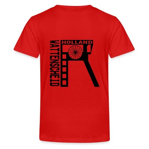 Zeche Holland (Wattenscheid) - Teenager Premium T-Shirt