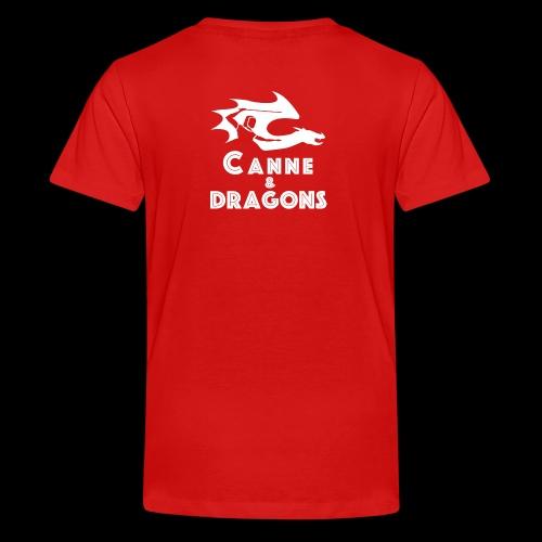 logoC D N B - T-shirt Premium Ado
